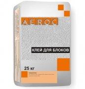 Клей для газобетона AEROC зимний