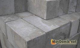 Стандартный пеноблок (конструкционный, стеновой)