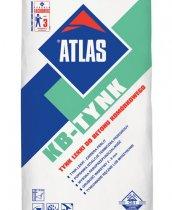 Штукатурка для пеноблоков ATLAS KB-TYNK