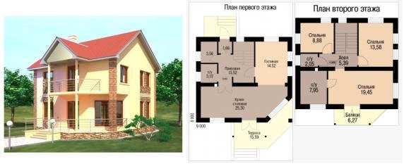 Строительство домов и коттеджей под ключ Ремонт квартир