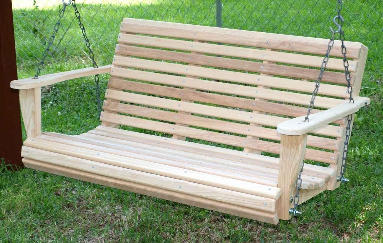 Садовые скамейки из бруса своими руками чертежи