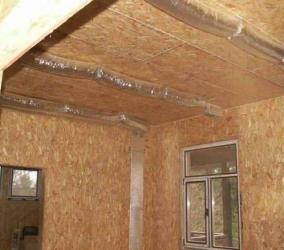 Прокладка воздуховодов для воздушного отопления дома
