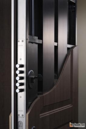 Конструкция хорошего дверного полотна