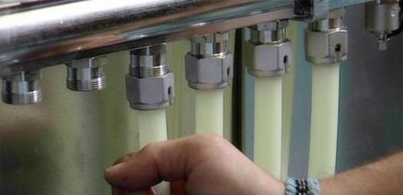 Запуск теплого пола водяного