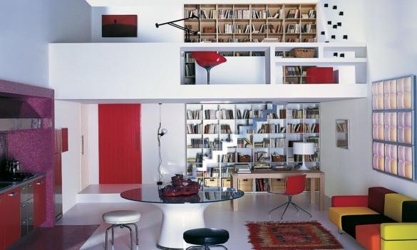 Дизайн квартиры-студии фото-идеи