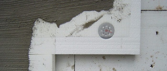 Технология утепления фасада пенопластом (пенополистиролом)