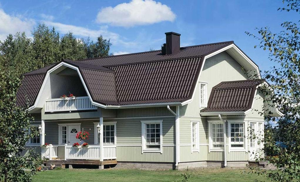 Готовые проекты домов коттеджей с ценами на строительство