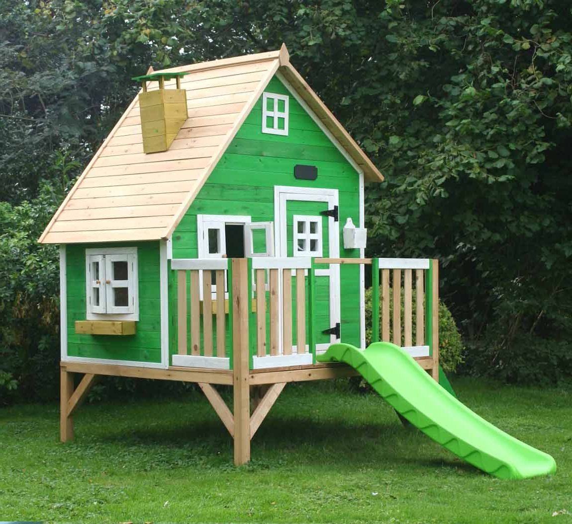 Детские игровые домики из дерева своими руками фото фото 852