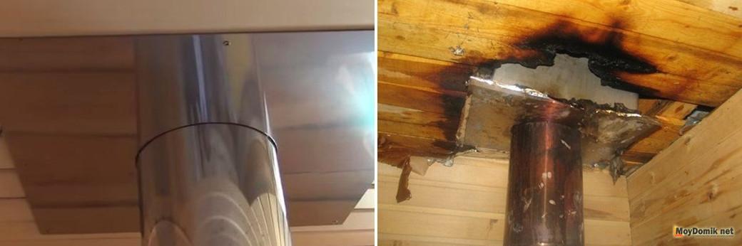 Утепляем потолок бани своими руками видео
