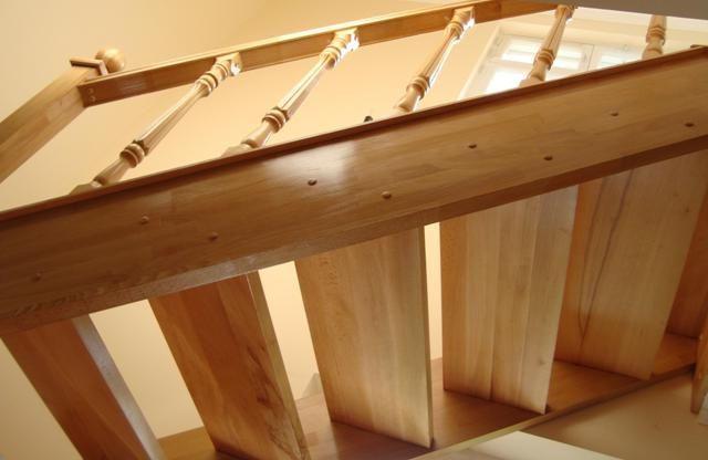 Изготовление лестниц на заказ в Домодедово под ключ от