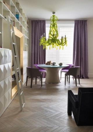 Образ современного дизайна квартиры