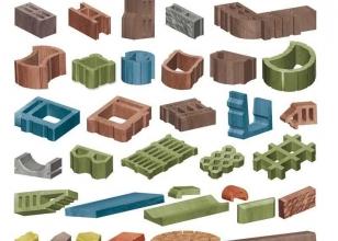 Варианты форм тротуарной плитки