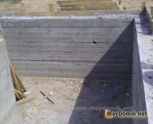Устройство фундамента для дома из арболита