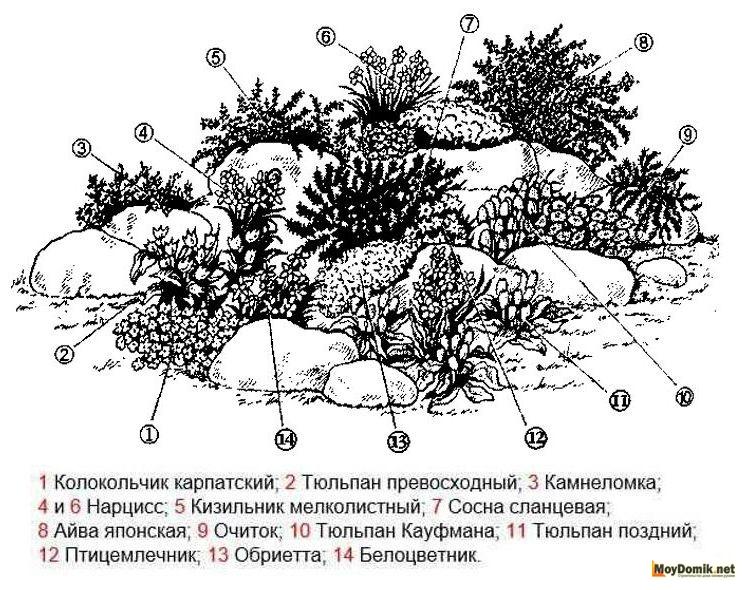 Деревянная кровать своими руками: чертежи, фото: SYL 34