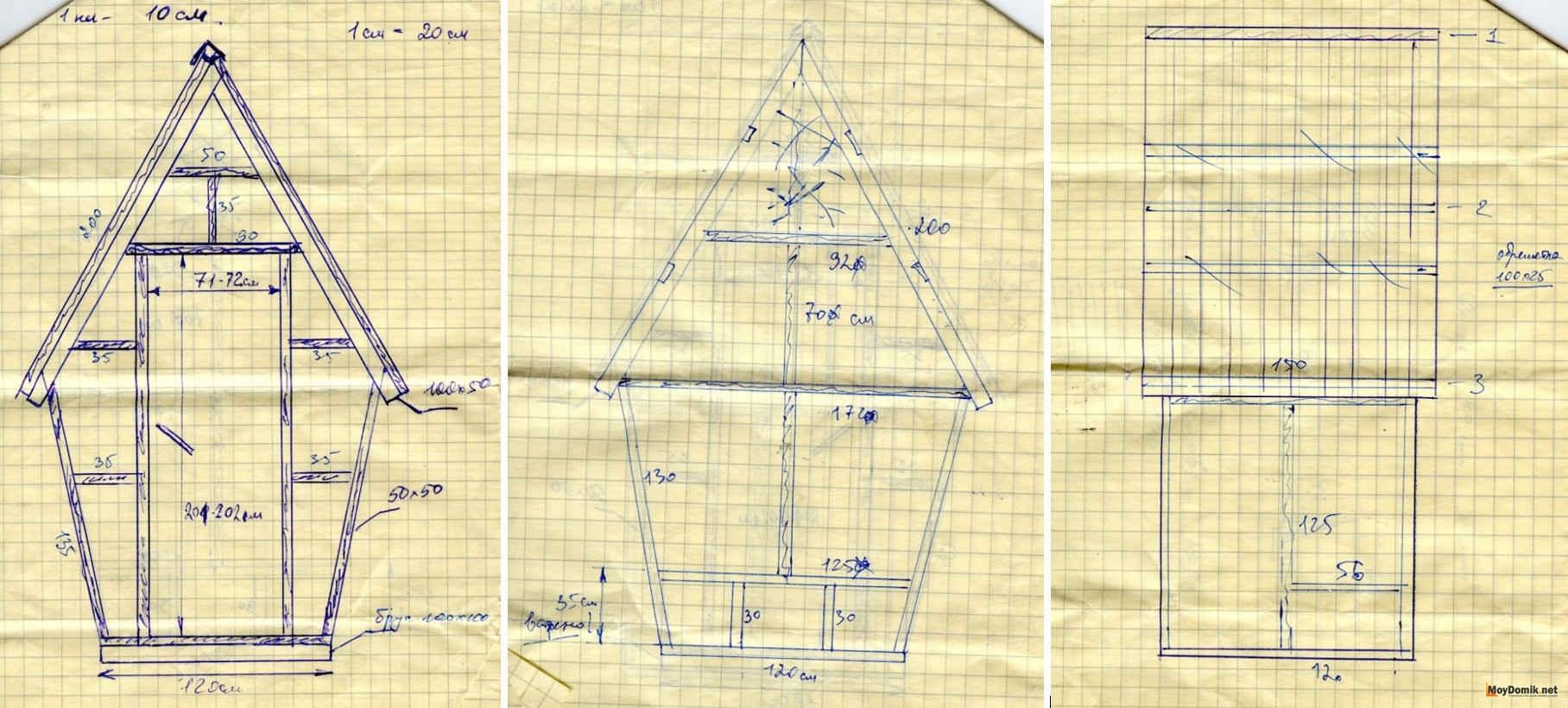 Схема дачного туалета своими руками пошагово фото 944