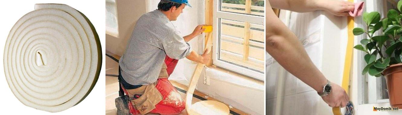 Как утеплить деревянные окна на зиму своими руками фото 45