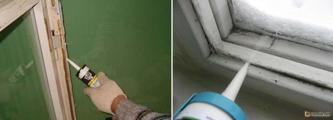 Как утеплить деревянные окна на зиму своими руками фото 56