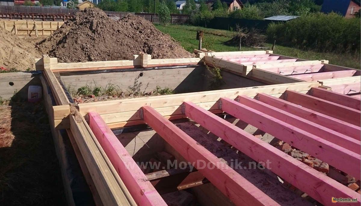 Как построить деревянный дом своими руками пошаговая инструкция