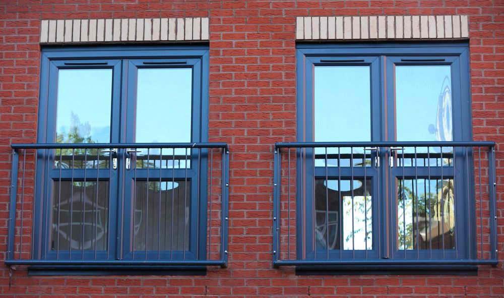 что такое французский балкон фото