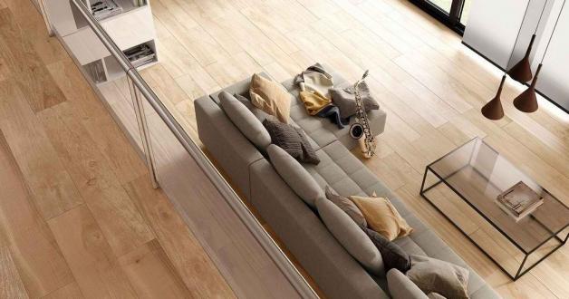 Керамическая плитка для пола, имитирующая деревянную доску
