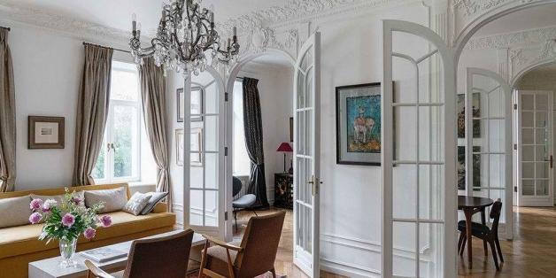 Французский интерьер дома