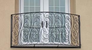 Французский стиль балкона