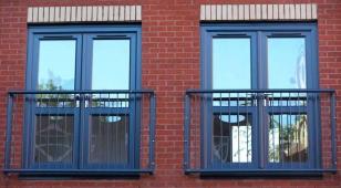 Французские балконы в квартире