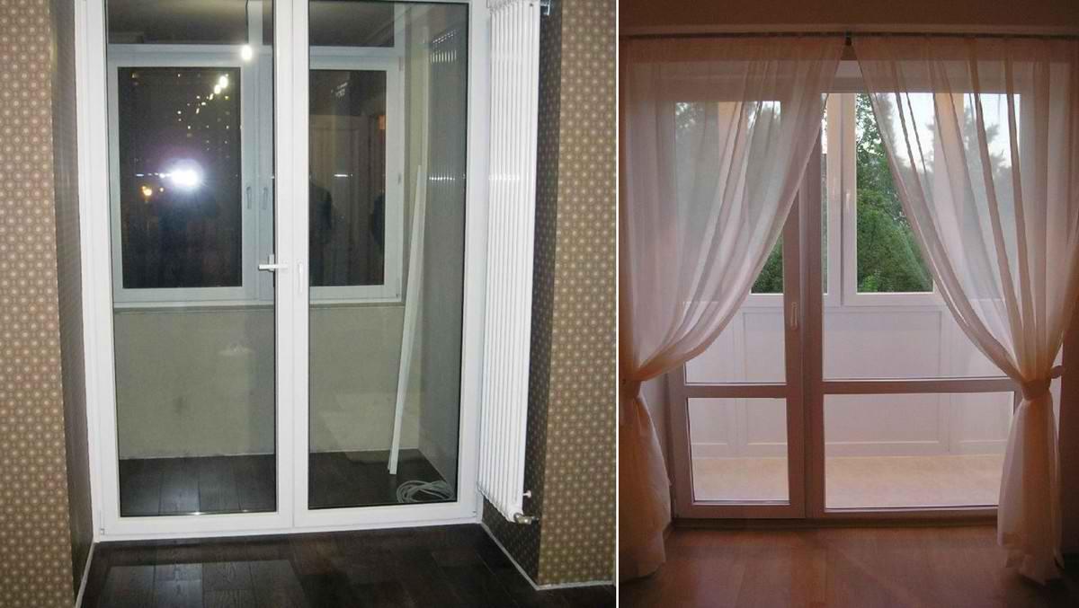Как сделать балкон вместо окна 824