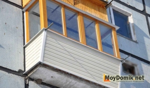 Остекление балконов и лоджий - как застеклить, виды, техноло.