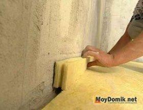 Звукоизоляция между стеной и перекрытием