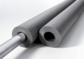 Утеплитель для труб отопления - пенополиэтилен трубный