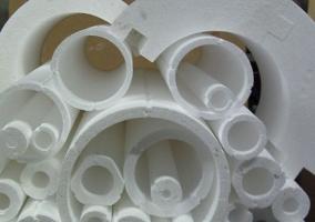 Теплоизоляционный материал для труб отопления - пенопласт и пенополистирол