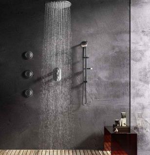 Штукатурка вместо плитки для ванной
